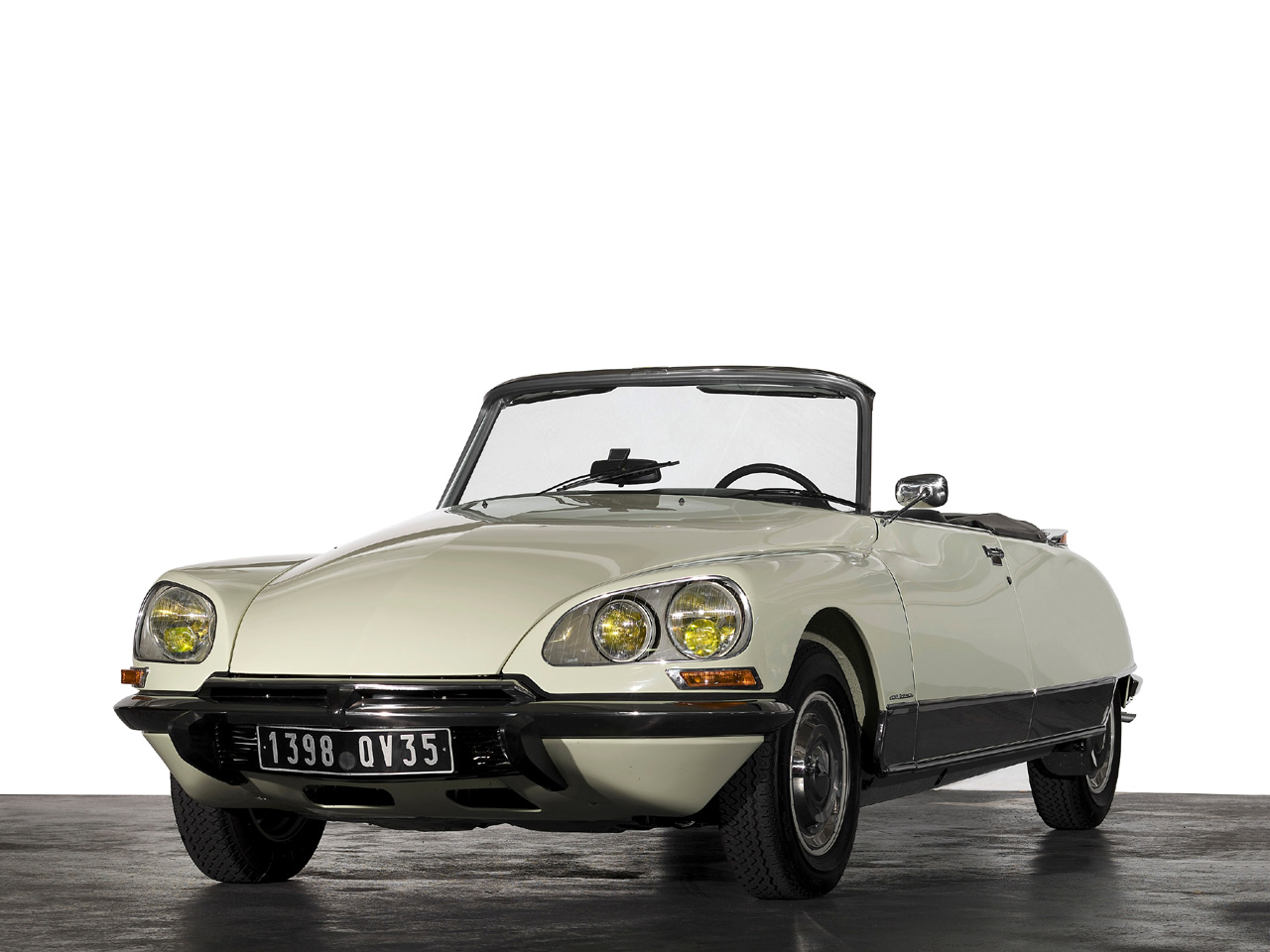 1973 citroen ds23 chapron convertible photo gallery autoblog. Black Bedroom Furniture Sets. Home Design Ideas