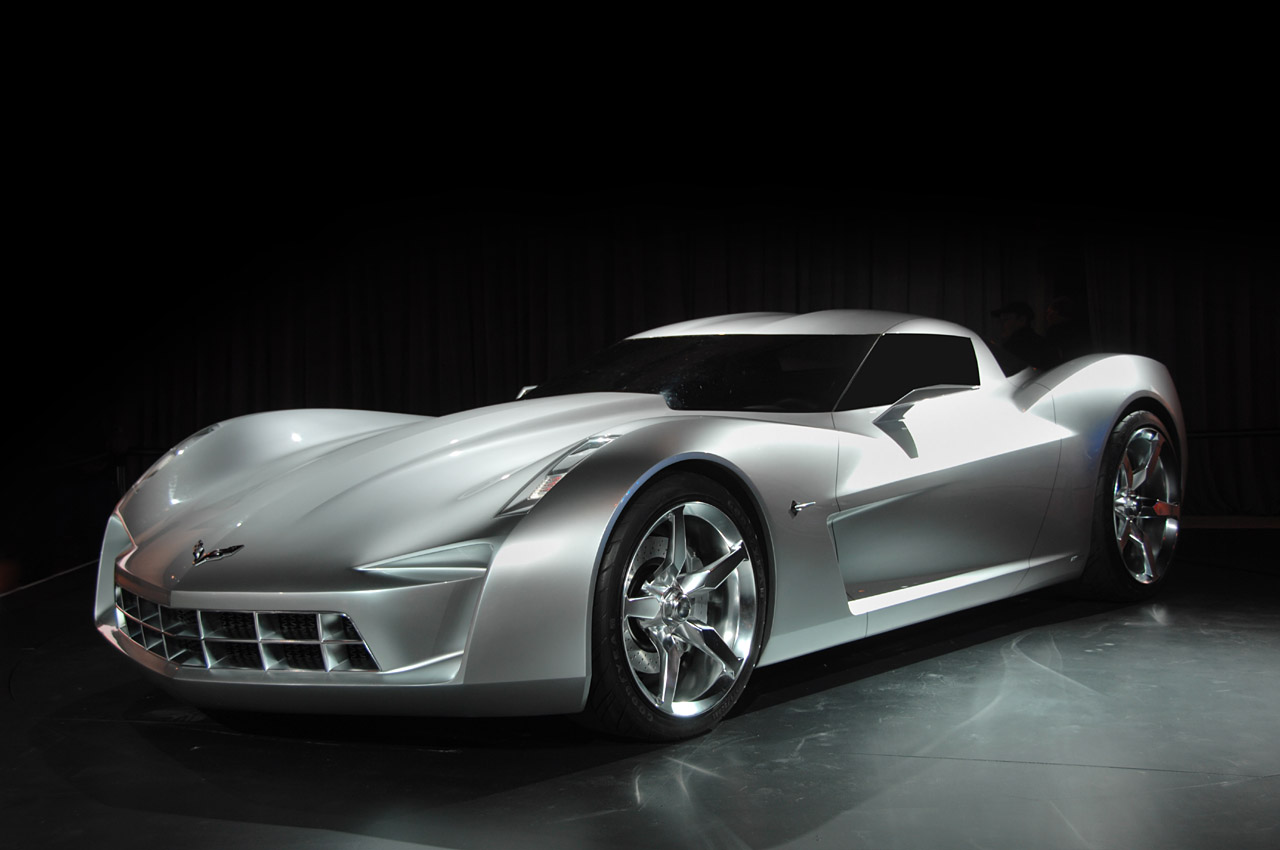 Stingray concept 2009 Corvettecent_01