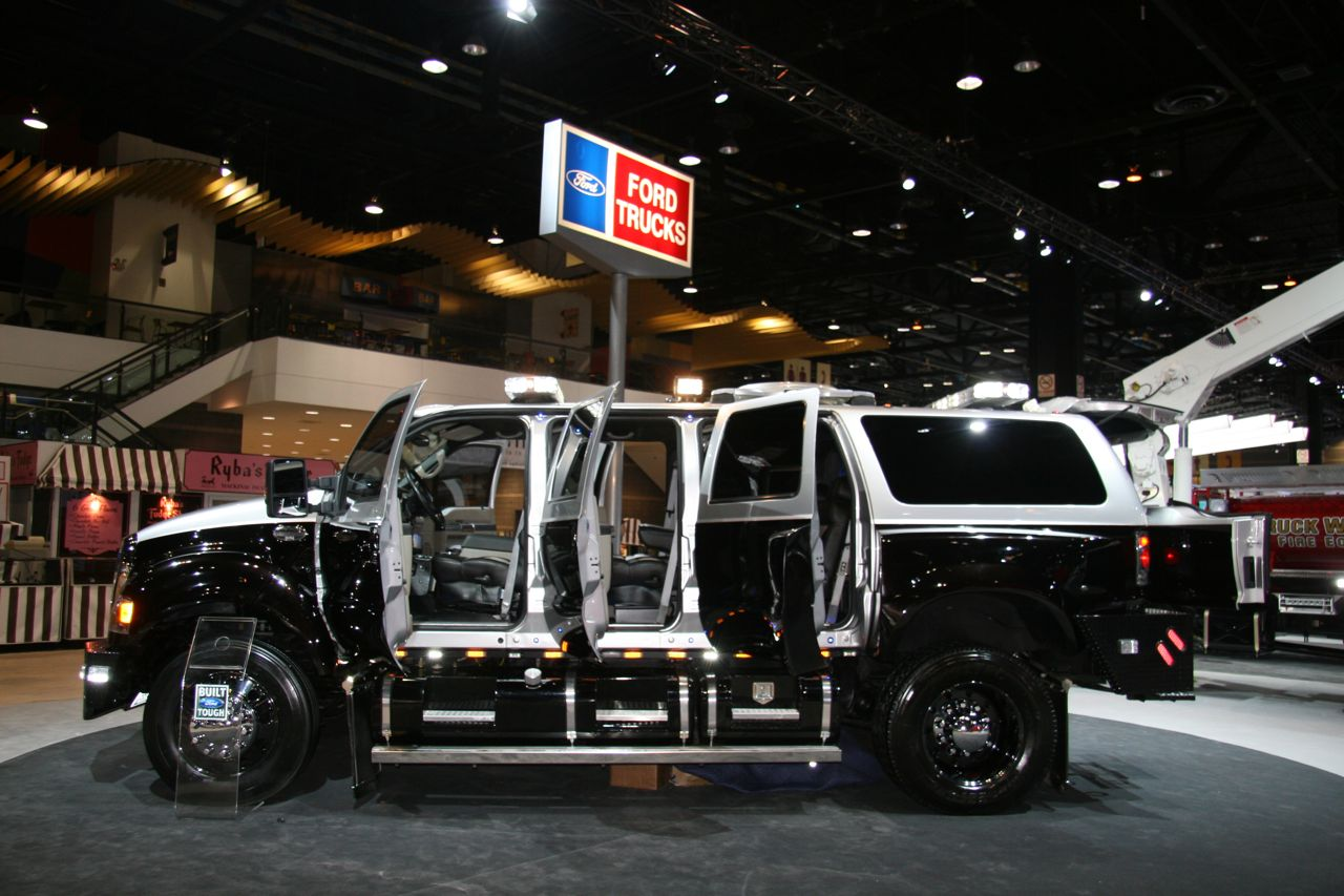 Chicago 2009: Alton F 650 XUV Command Center And Friends Photo Gallery    Autoblog