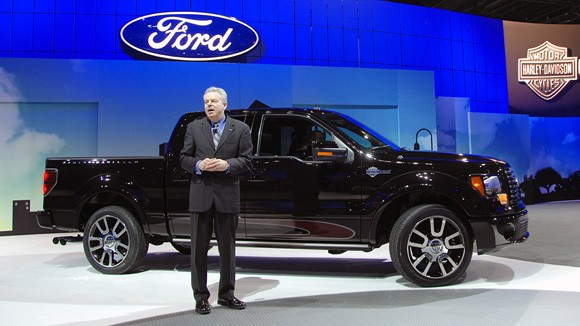 for high-res gallery of the 2010 Ford F-150 Harley Davidson Edition