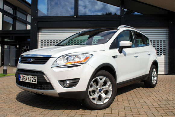 Ford Kuga. be getting the Ford Kuga.