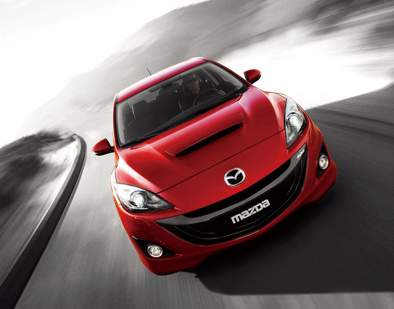 Super car Blog: 2010 Mazda3 MPS / MazdaSpeed3 Wallpaper