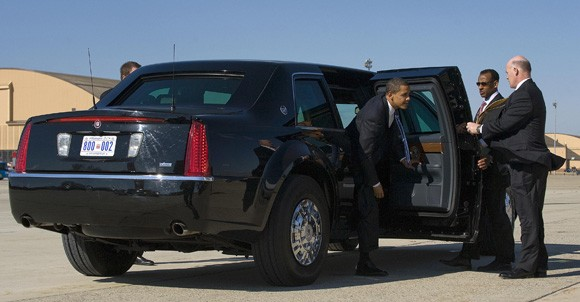 The Presidential Limousine - Schneier on Security