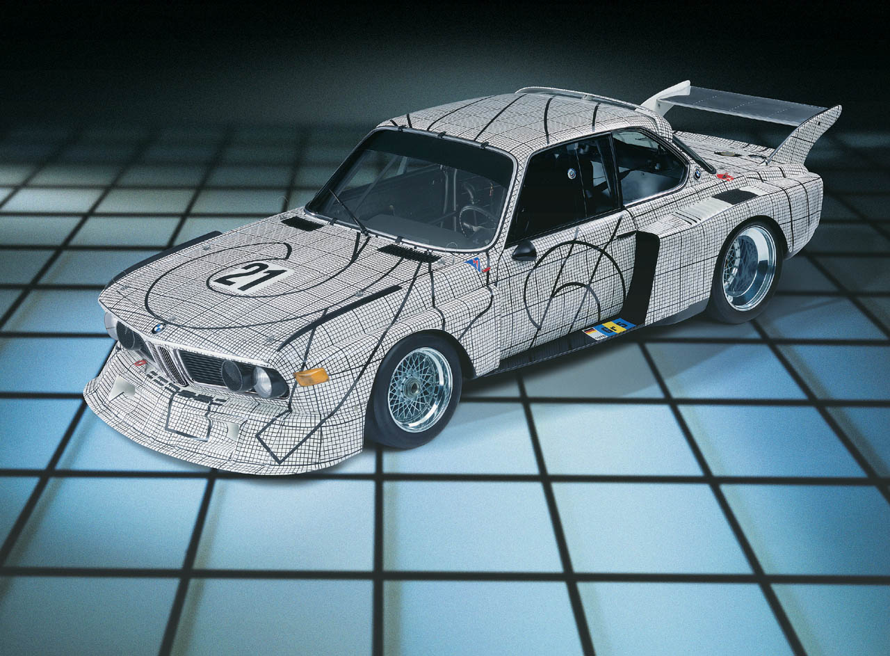 Bmw Selects Two Artists To Create M6 Gt3 Art Cars Autoblog