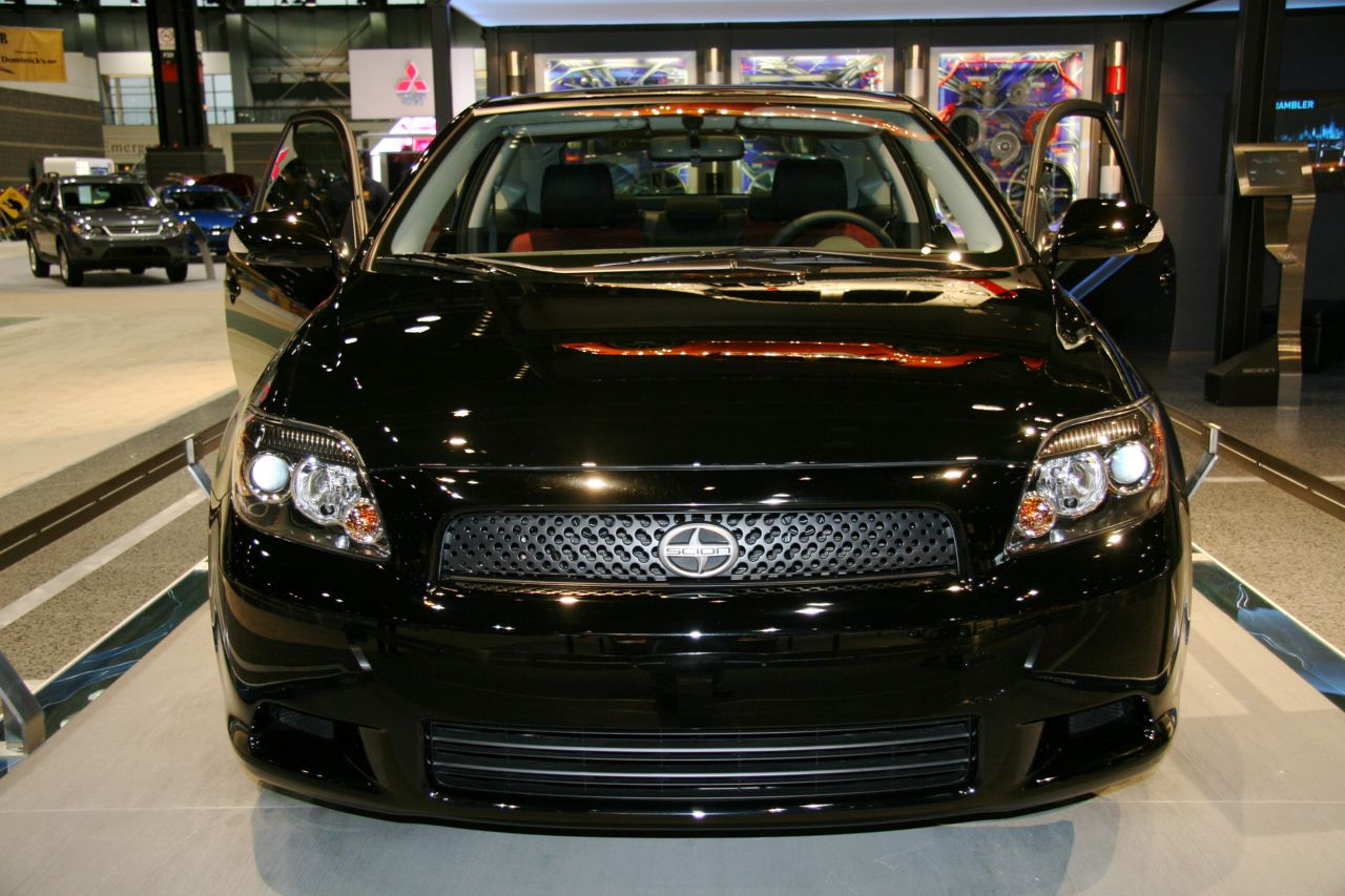 chicago 2009 scion tc release series 5 0 photo gallery. Black Bedroom Furniture Sets. Home Design Ideas