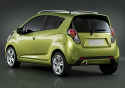 2010 Chevy Spark