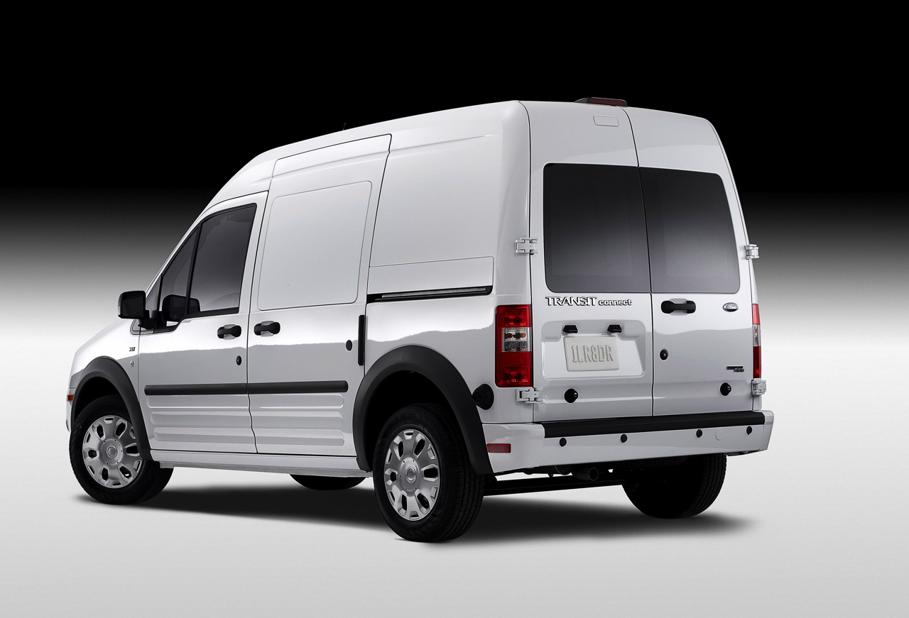 Press release ford launches all new transit connect