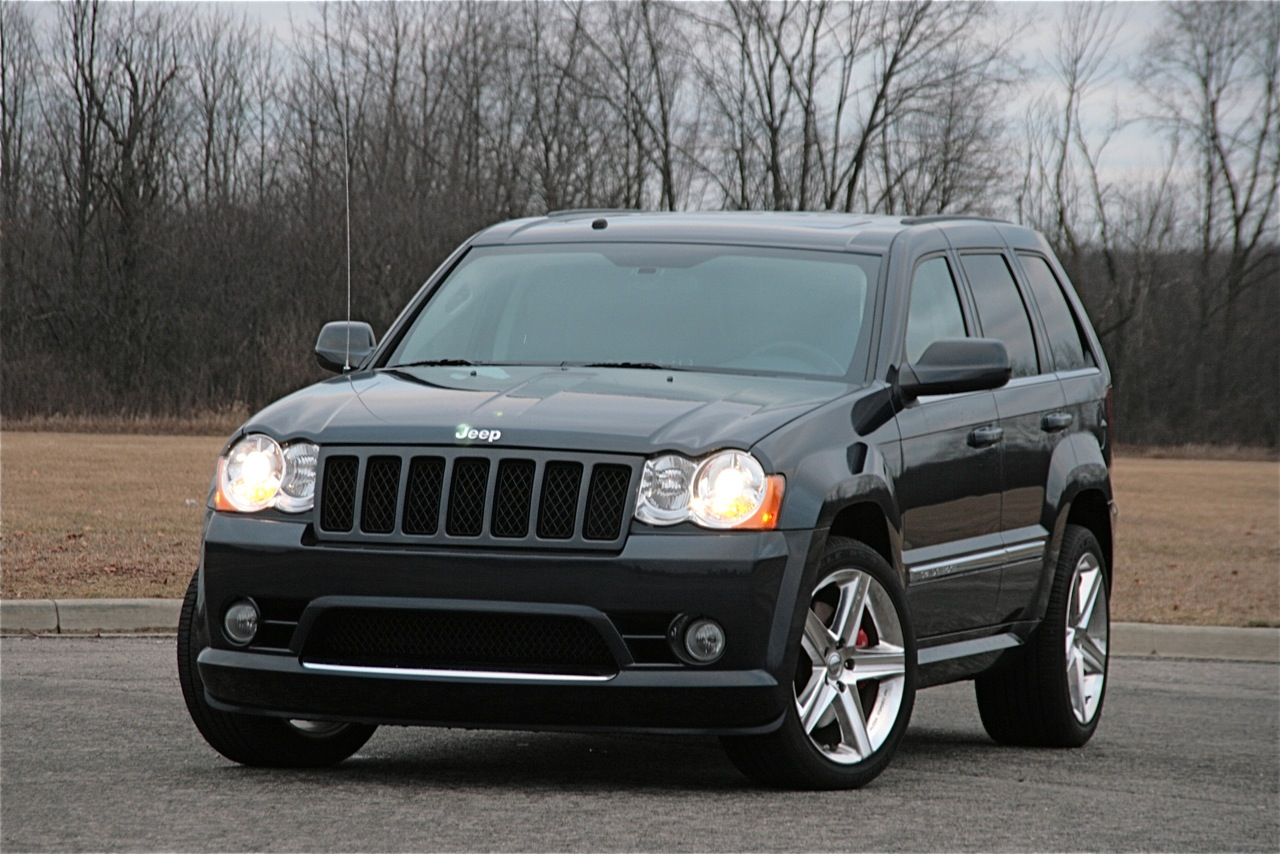 review: 2009 jeep grand cherokee srt8 photo gallery - autoblog