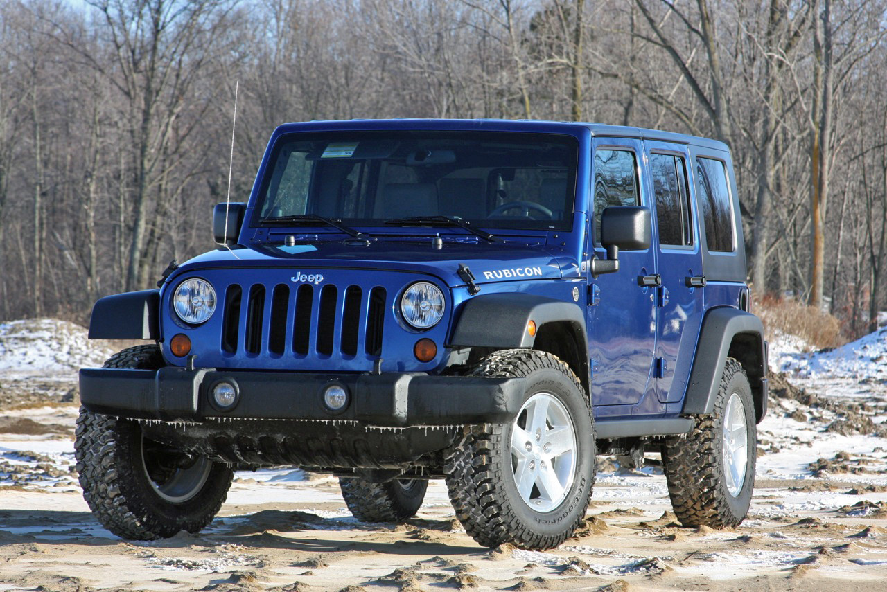 Buy used 2009 Jeep Wrangler Unlimited Rubicon 4X4 Full