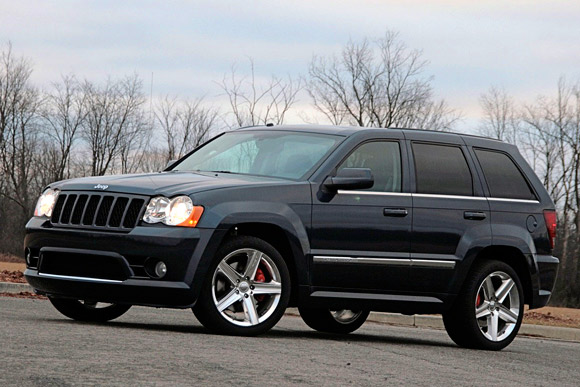 2009 Jeep Grand Cherokee SRT8 - Click above for high-res image gallery