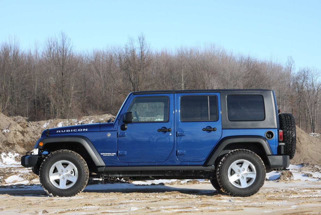 Review 2009 Jeep Wrangler Unlimited Rubicon 4x4 Photo