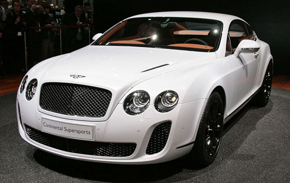 ... for a high-res gallery of the 2010 Bentley Continental Supersports