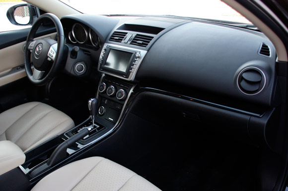 Review 2009 Mazda6 S Grand Touring Autoblog
