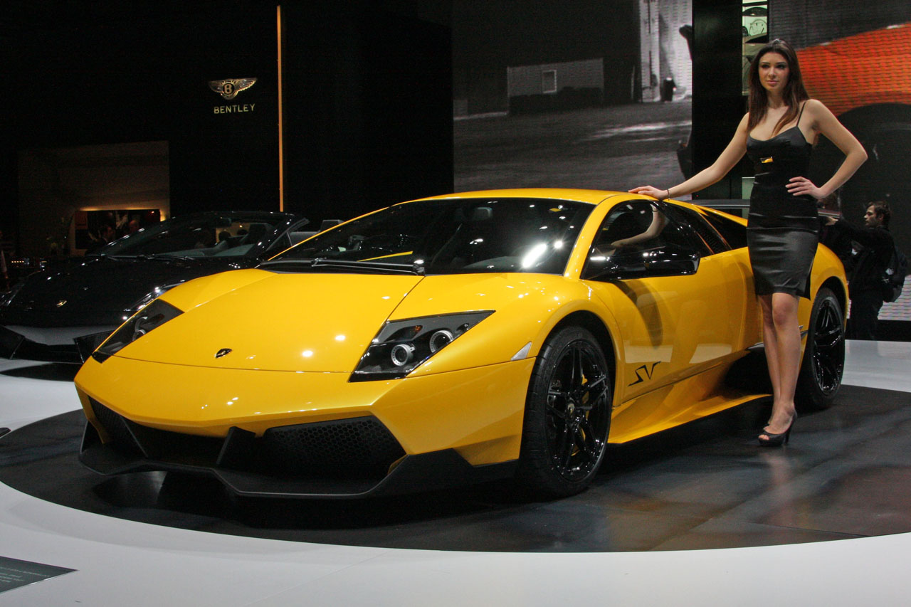 The 2009 Lamborghini