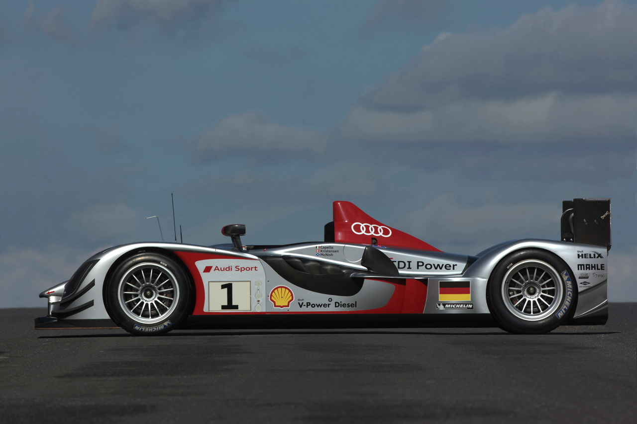 Audi R15 TDI: Now officially released!
