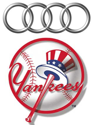new york yankees logo pic. of the New York Yankees