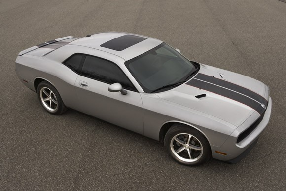 Dodge Challenger Black Rims. lack-accented 18-inch