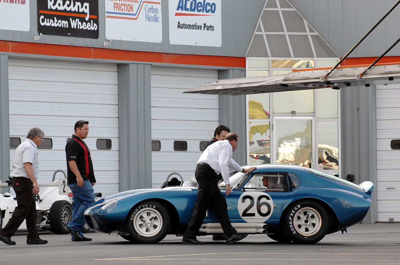 1965 Shelby Daytona Cobra Coupe Csx2601 Photo Gallery
