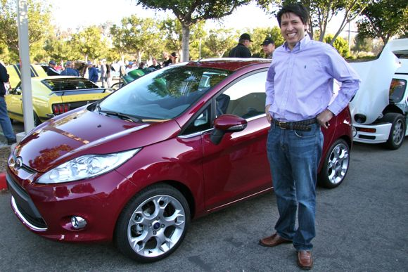 photo of Ray Romano Ford Fiesta  - car