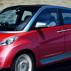 Smart ForTwo +2 gets less tiny