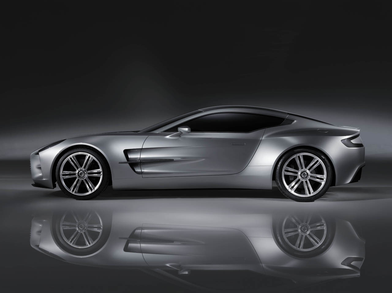 Aston Martin One-77 Price
