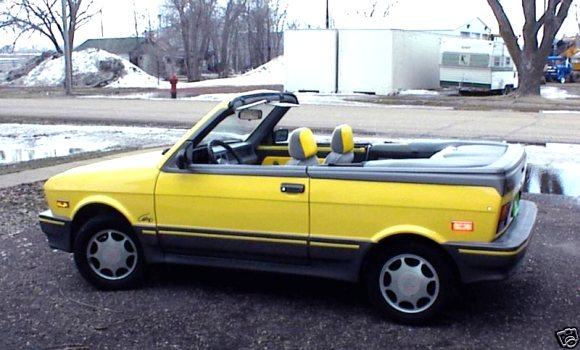eBay Find of the Day: Yugo Cabrio is the one for fun in the Balkan sun