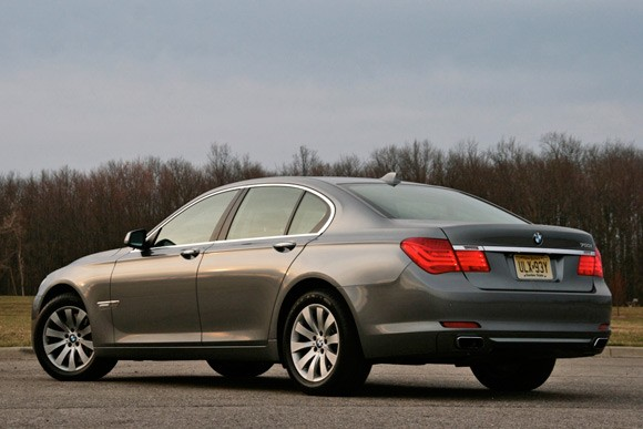 2009 Bmw 7 Series. the 7 Series development,