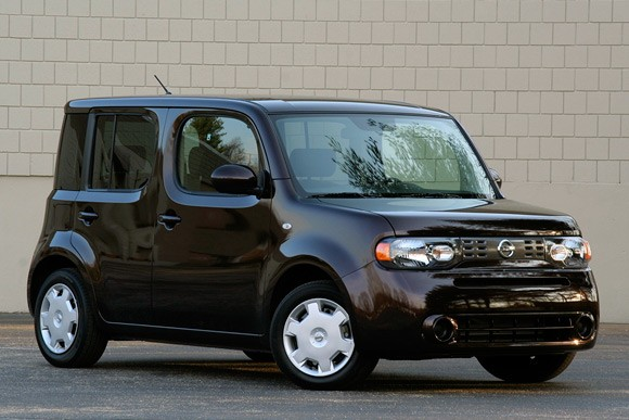 nissan cube