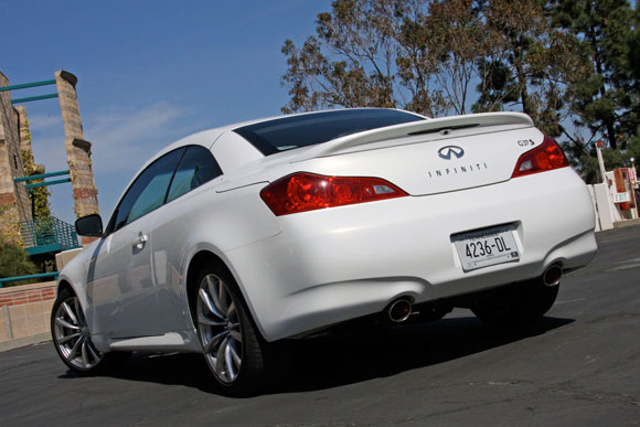Gallery: First Drive: 2009 Infiniti G37 Convertible