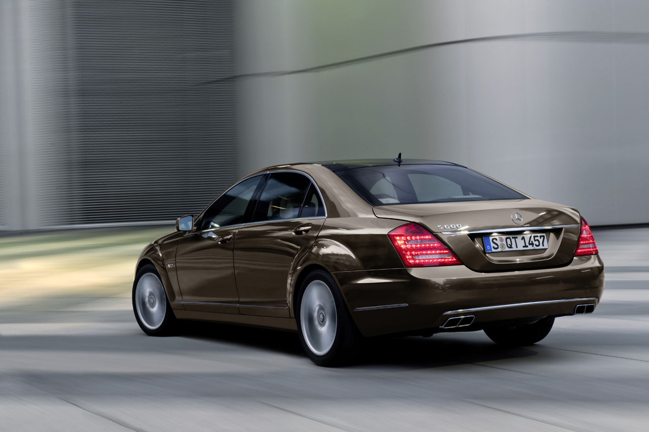 2010 s600 for 2009 mercedes benz s600