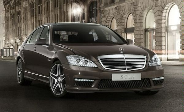 2010 Mb S63 And S65