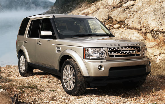 2010 Land Rover LR4 – Click above for high-res image gallery