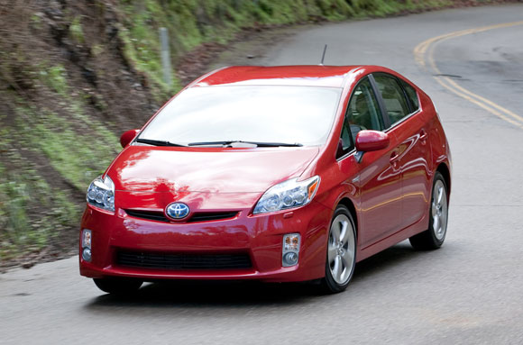 2010 Toyota Prius - Click above for a high-res image gallery