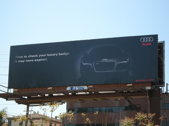 Billboard War Redux Audi Shoots Back Bmw Turns Away