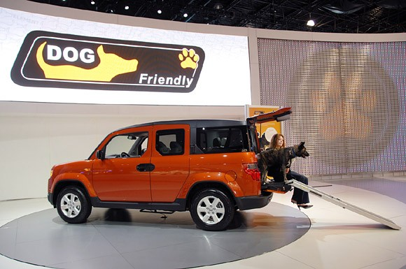 Sport Cars Concept Honda Ramps Up Attention For Dog Friendly