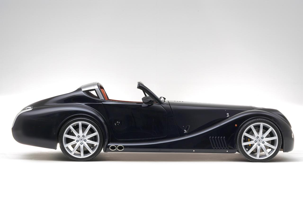 Morgan Aero Super Sports April