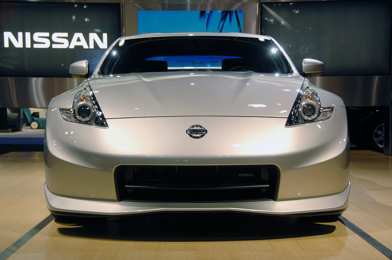 2009 Nissan Nismo 370z Pictures And Specs Blog R1concepts Com