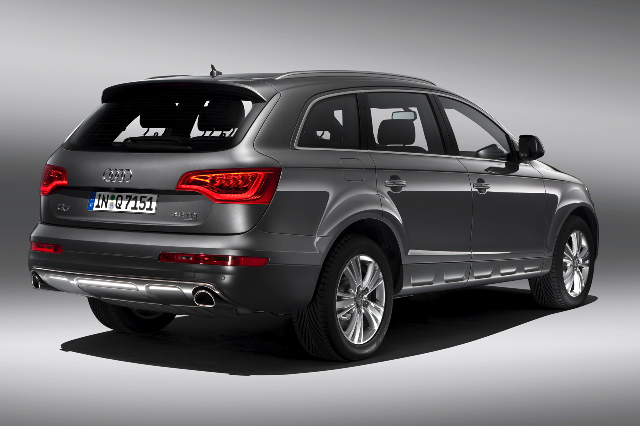 Audi Q Facelift Officially Unveiled The German Car Blog - How much is an audi q7