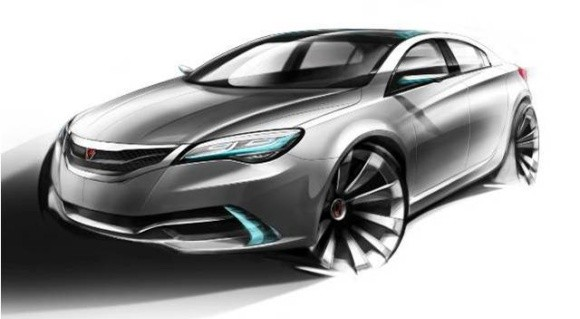 Shanghai Surprise: Roewe to betray N1 sedan concept?