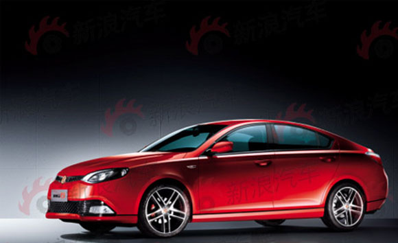 Shanghai Preview: New MG6 is&#8230; <i>nice</i>