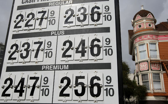 gas prices 2009. Well, if low gas prices are