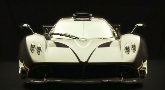 The Pagani Zonda R is the