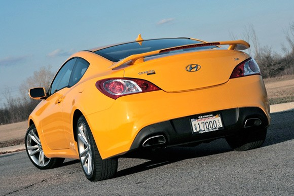 Superb Review: 2009 Hyundai Genesis Coupe 3.8 Track   But What If You Donu0027t Have A  Track?   Autoblog