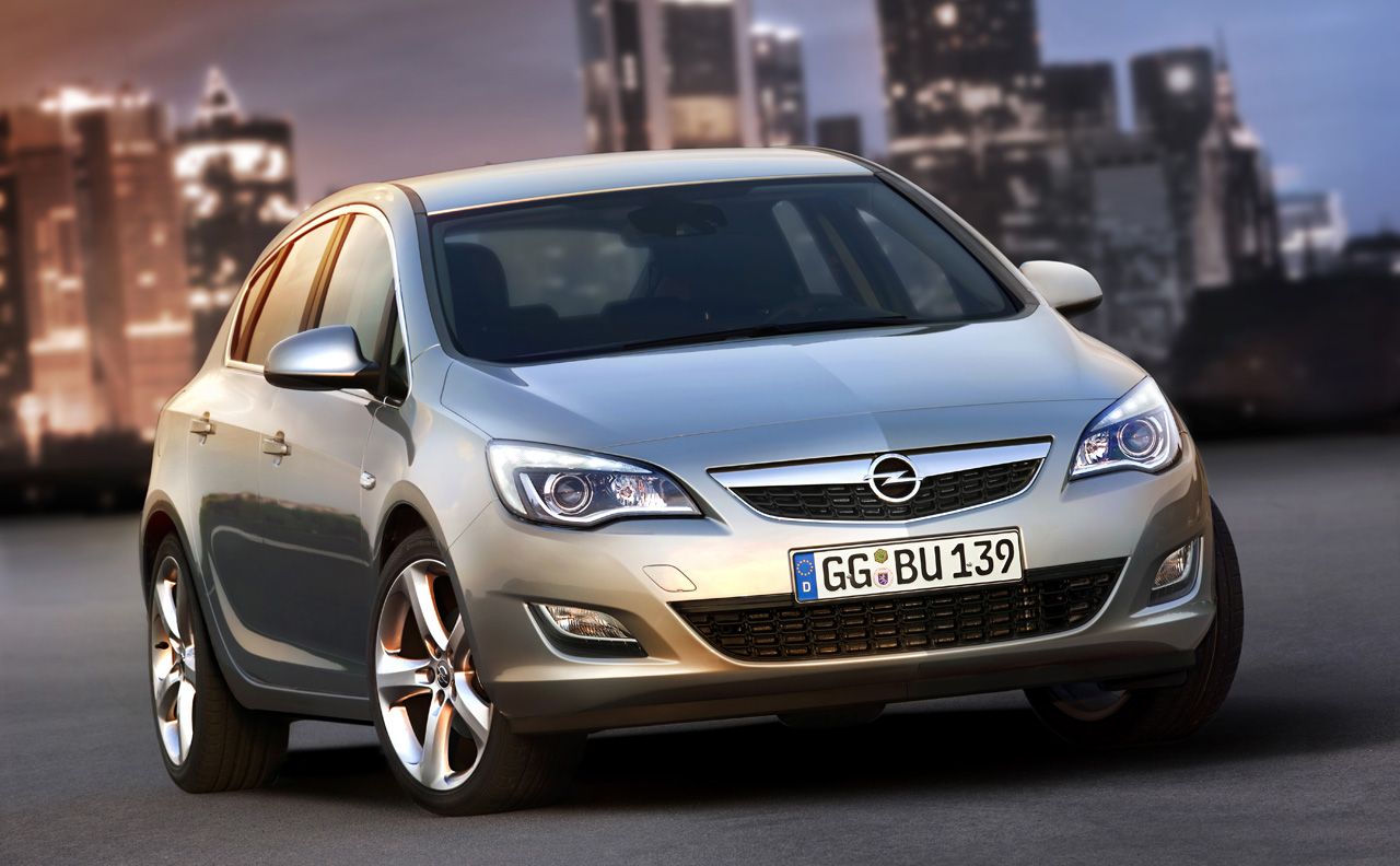 2010 Opel Astra Picture