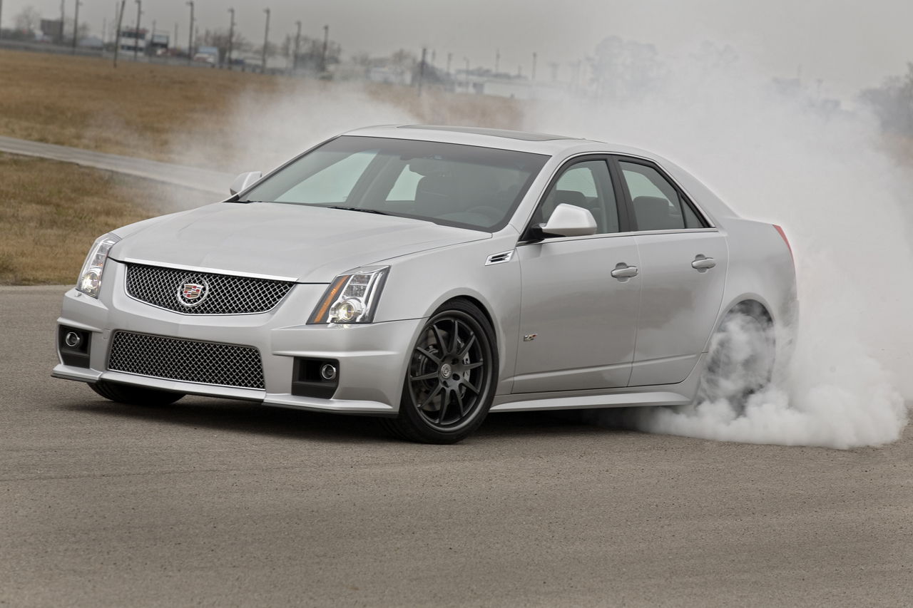 Cadillac Cts V Wagon For Sale >> Hennessey Performance 2009 Cadillac CTS-V Photo Gallery - Autoblog