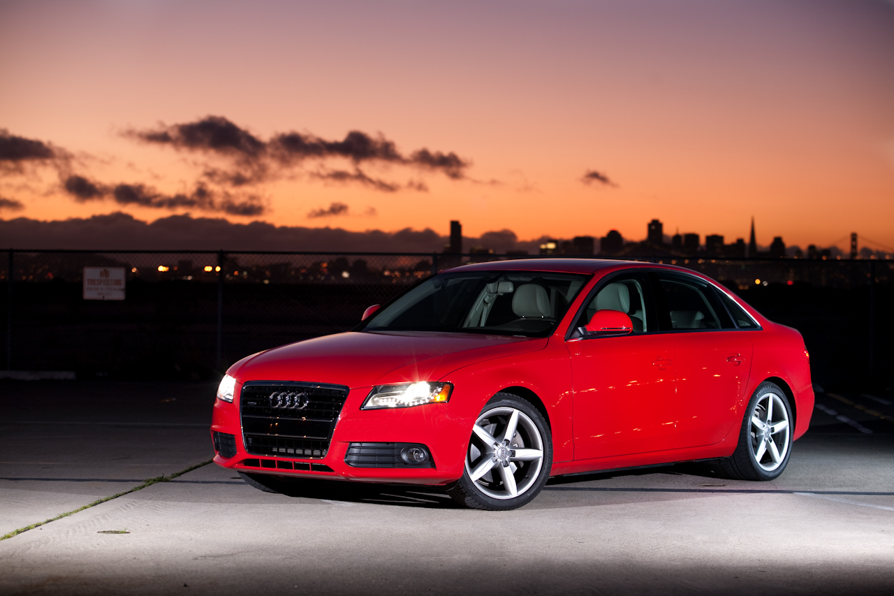Review: 2009 Audi A4 3.2 Quattro Photo Gallery - Autoblog