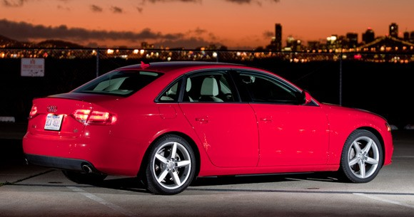 Review 2009 Audi A4 32 Quattro Too Good For Its Own Good Autoblog