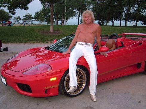 Chicago Ferrari For Hire With That Guy
