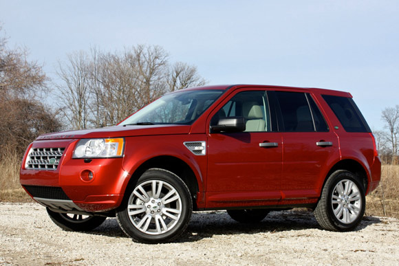 2009 Land Rover LR2 Prices, Reviews and Pictures | U.S. News ...