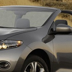 Nissan Murano Convertible rendering crop 250